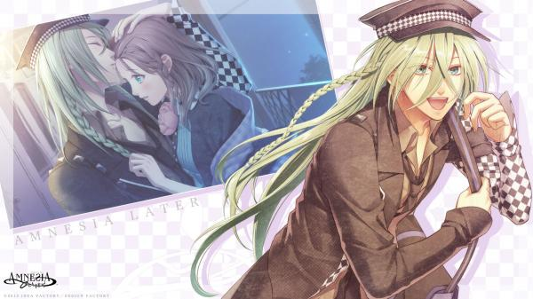 Amnesia Visual Novel Wallpaper 05