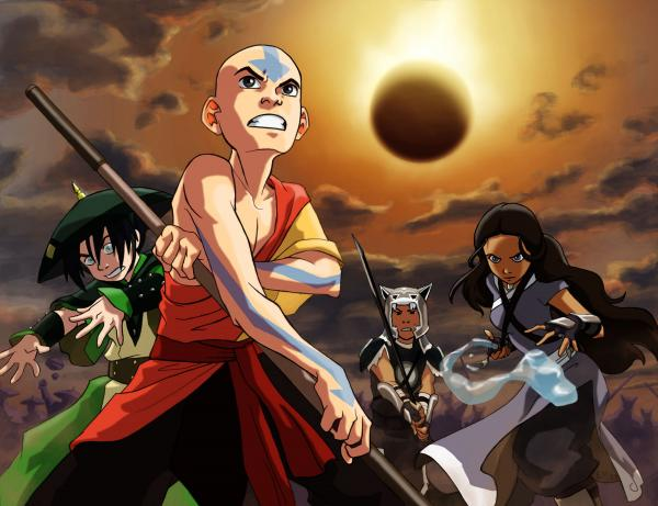 Avatar The Last Airbender Wallpaper 07