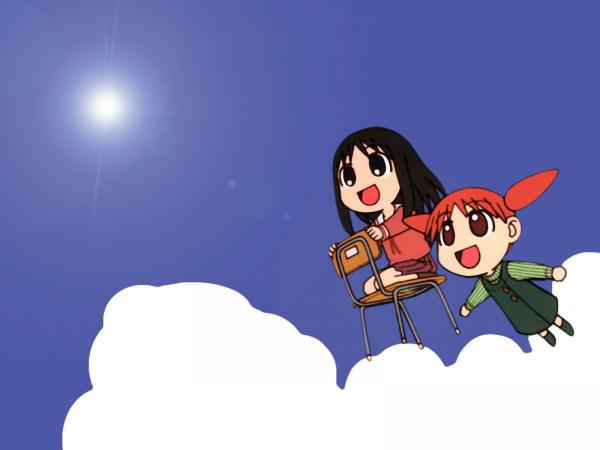 Azumanga Daioh Wallpaper 07
