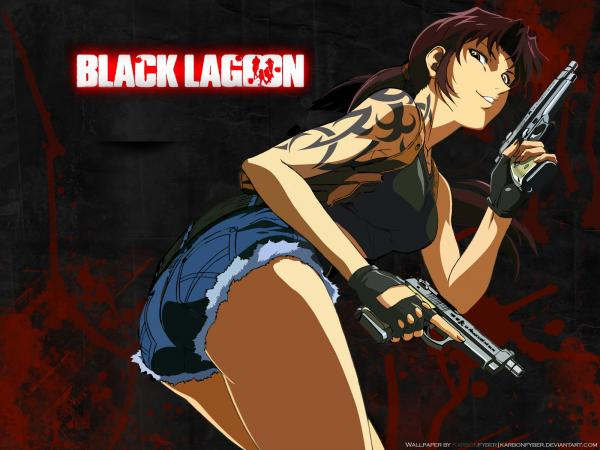 Blacklagoon Wallpaper 05