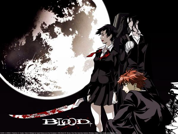 Blood Wallpaper 07