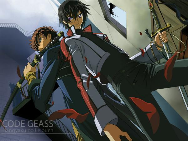 Code Geass Wallpaper 01
