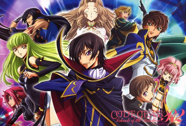 Code Geass Wallpaper 08