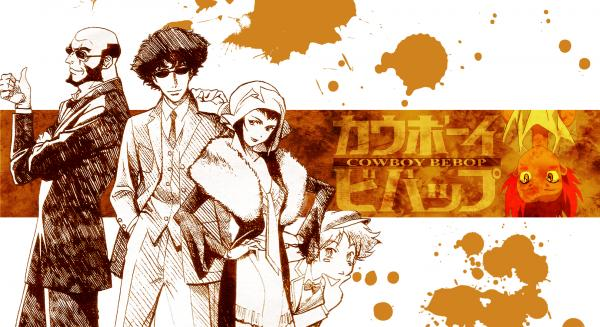 Cowboy Bebop Wallpaper 04