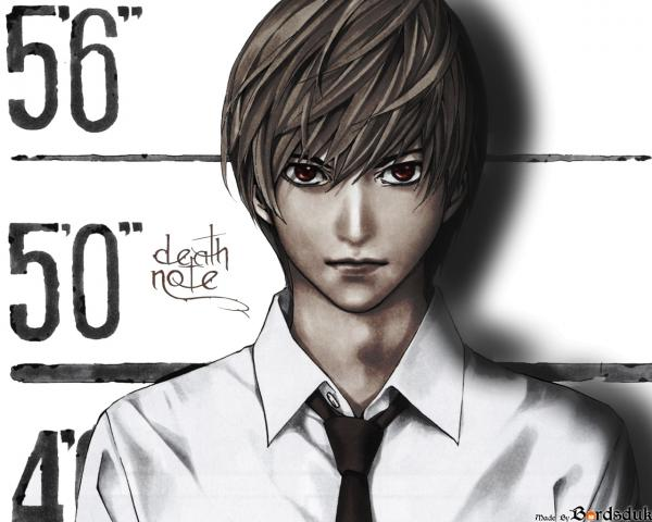 Wallpapers Death Note Cucuza77 10