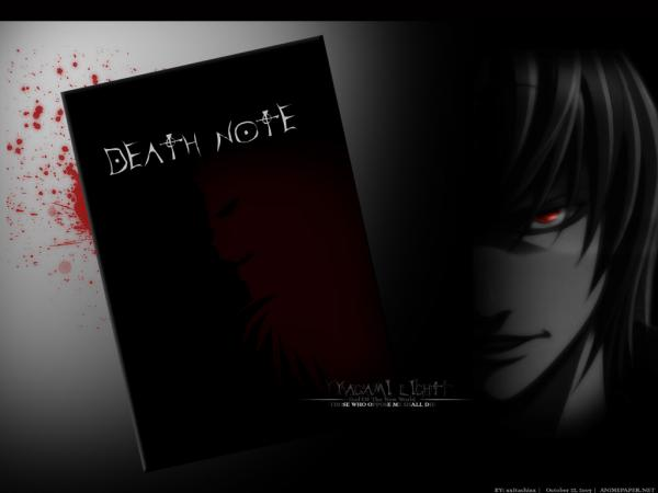 Wallpapers Death Note Cucuza77 105