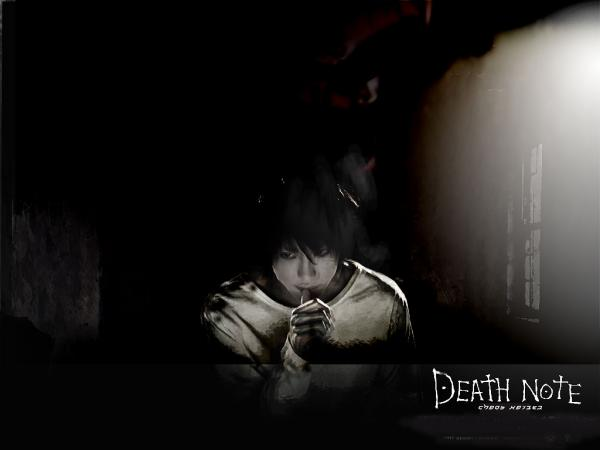 Wallpapers Death Note Cucuza77 12
