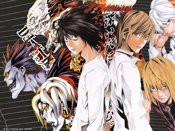 Wallpapers Death Note Cucuza77 17