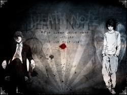 Death Note Wallpaper 06