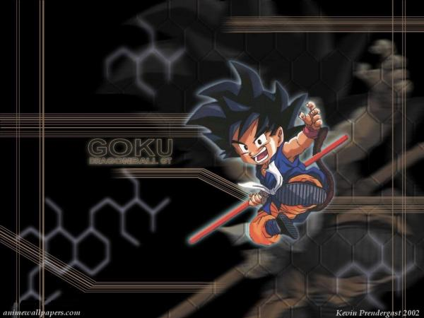 Dragonballgt Wallpaper 01