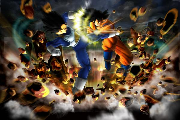 Dragon Ball Z Ultimate Tenkaichi Wallpaper 1