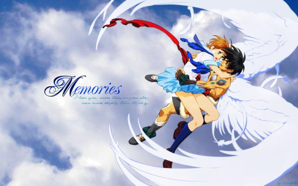 Escaflowne Wallpaper 04