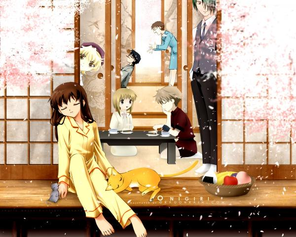 Fruits Basket Wallpaper 05