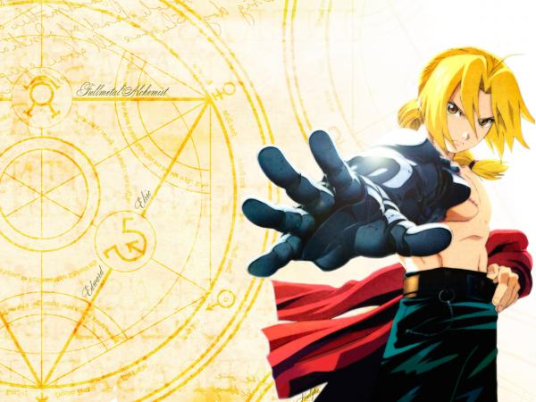 Full Metal Alchemist Wallpaper4