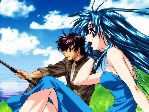 Fullmetalpanic Wallpaper 02