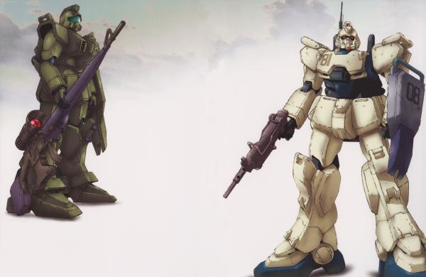 12 Gundam Wallpaper