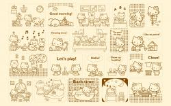 Hello Kitty Theme With Icons Cursors Windows 10 Themes Net
