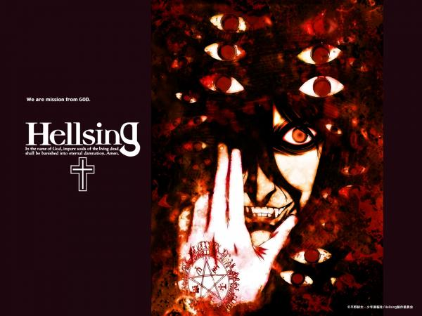 Hellsing Wallpaper 01