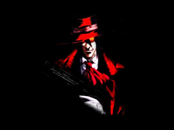 Hellsing Wallpaper 07