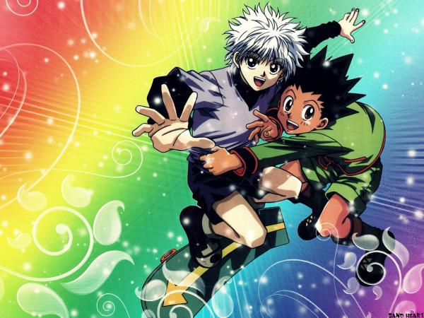 Hunter X Hunter Wallpaper 01