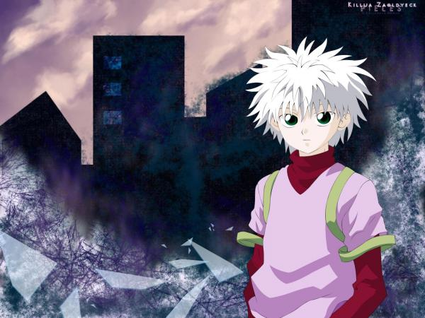 Hunter X Hunter Wallpaper 04