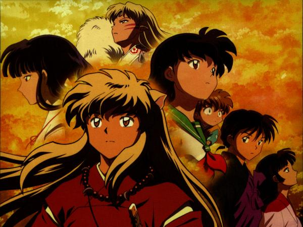 Inuyasha Wallpaper8