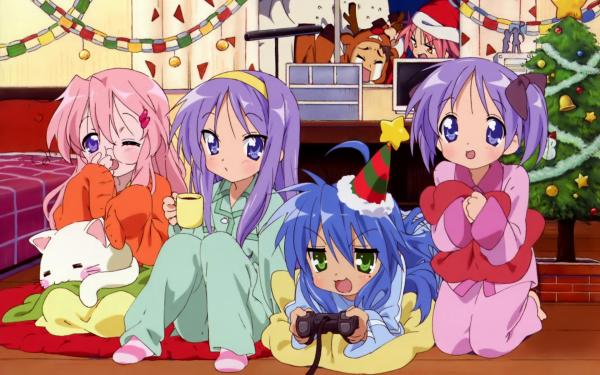 Luckystar Wallpaper 03