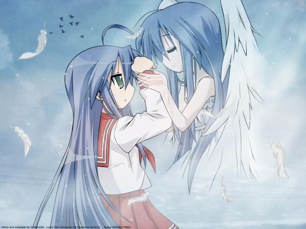 Luckystar Wallpaper 04