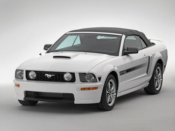 2007 Ford Mustang Gt Wallpaper1