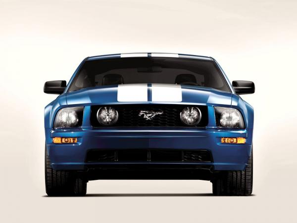 2007 Ford Mustang Gt Wallpaper3