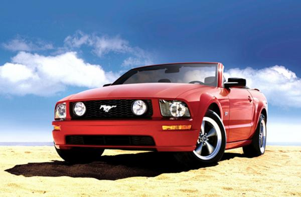 2007 Ford Mustang Gt Wallpaper7