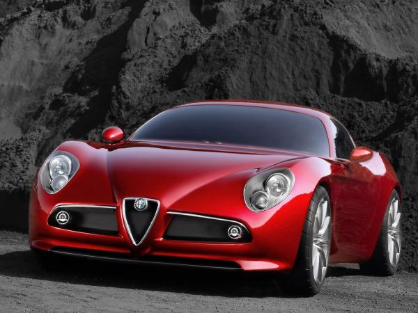 2 Alfa Romeo Wallpaper