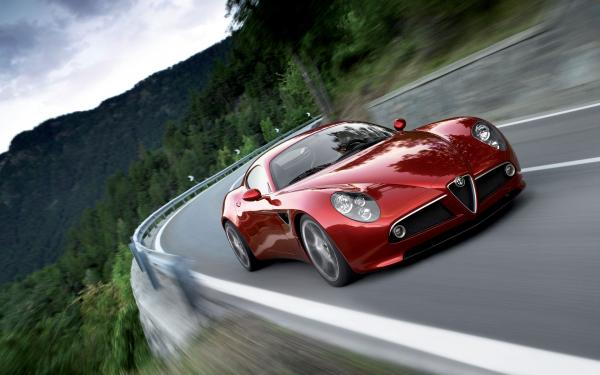 8 Alfa Romeo Wallpaper