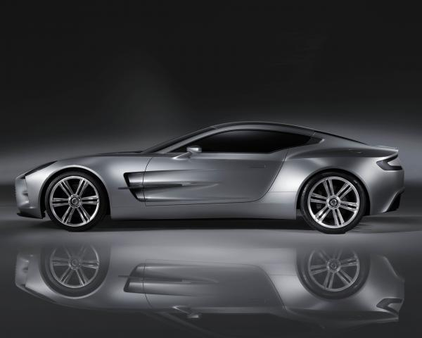 Aston Martin One 77 Wallpaper1