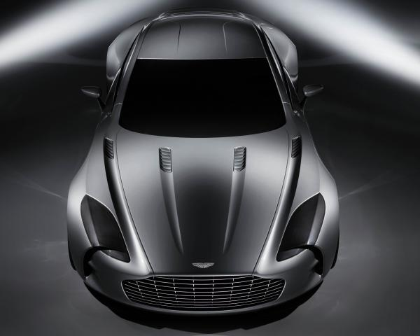 Aston Martin One 77 Wallpaper2