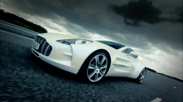 Aston Martin One 77 Wallpaper4