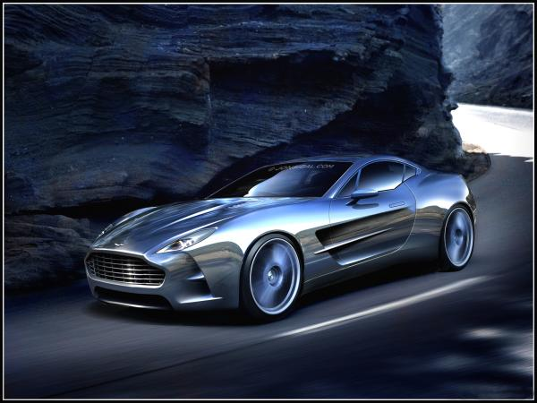 Aston Martin One 77 Wallpaper5