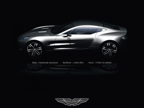 Aston Martin One 77 Wallpaper7