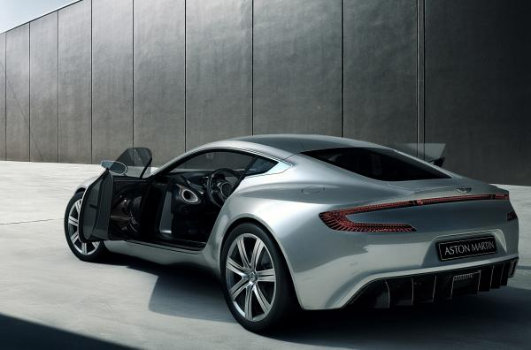 Aston Martin One 77 Wallpaper9