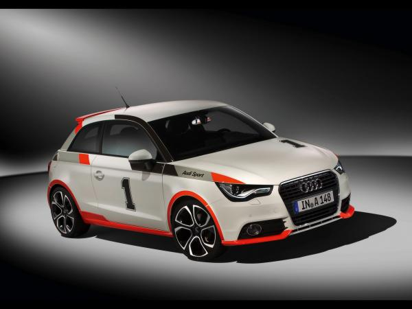 2010 Audi A1 Competition Kit Wallpapers 20183 1920x1440