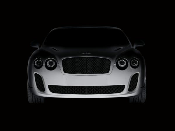 Bentley Continental Supersports Convertible Wallpaper7