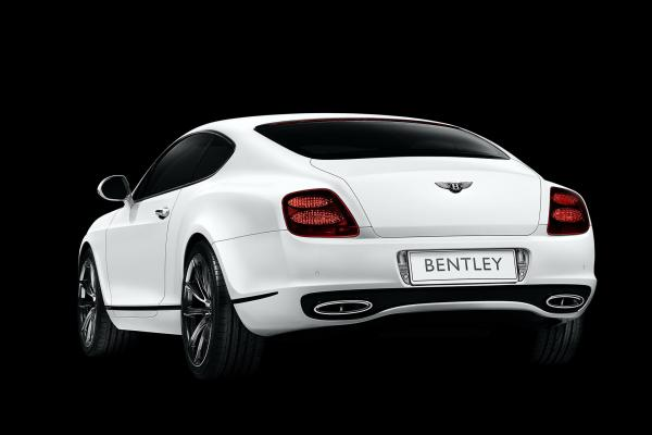Bentley Continental Supersports Convertible Wallpaper1