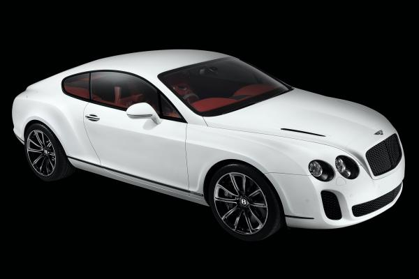 Bentley Continental Supersports Convertible Wallpaper2