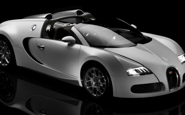Bugatti Veyron Grand Sport 2009 1600x1200 Wallpaper 12