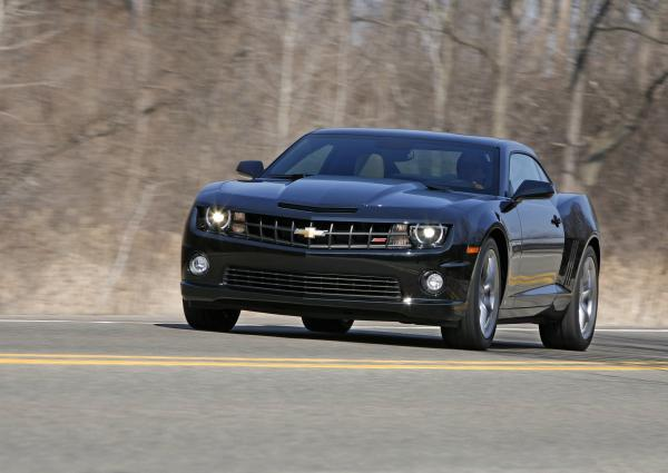 Chevrolet Camaro Ss Wallpaper1