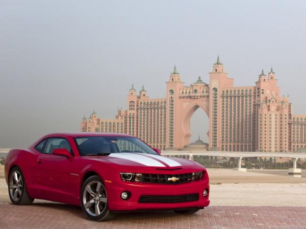 Chevrolet Camaro Ss Wallpaper6