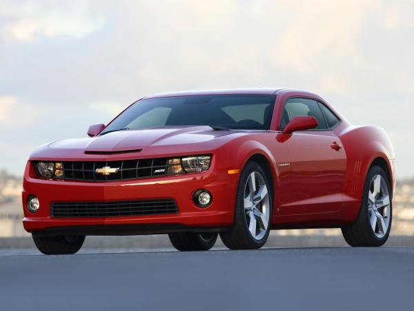 Chevrolet Camaro Ss Wallpaper7