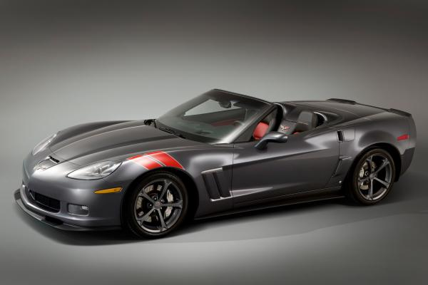 Chevrolet Corvette Grand Sport Wallpaper1
