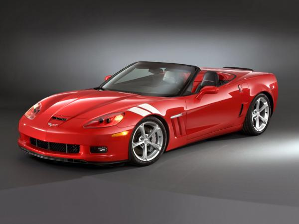 Chevrolet Corvette Grand Sport Wallpaper4
