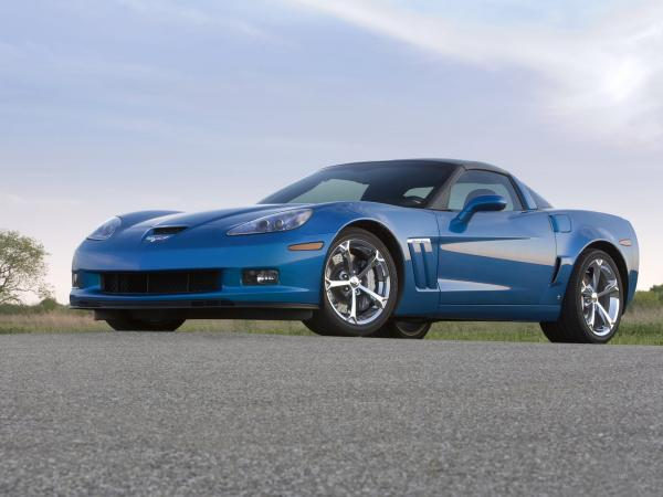 Chevrolet Corvette Grand Sport Wallpaper6